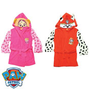 Childrens Paw Patrol Dressing Gowns