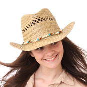 Ladies Straw Hats