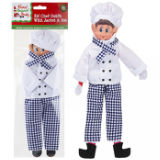 Elves Behaving Badly Chef Outfit