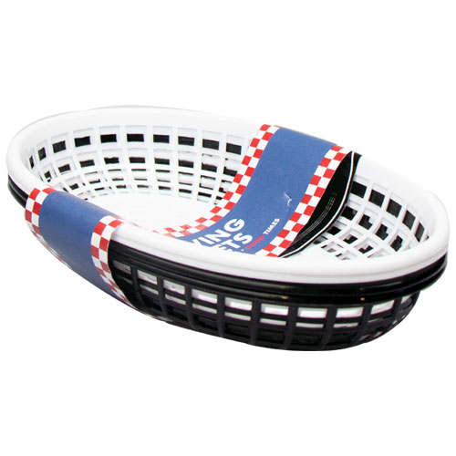 BBQ Serving Baskets 4 Pack