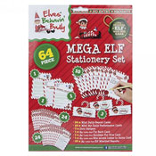 Christmas Elf Design Stationery Set