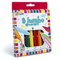 Jumbo Markers 8 Pack