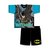 Older Boys Batman Shortie Pyjamas