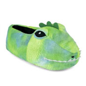 Childrens Dinosaur Head Slippers