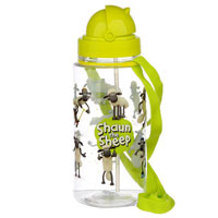 Childrens Reusable Water Bottle Shaun The Sheep