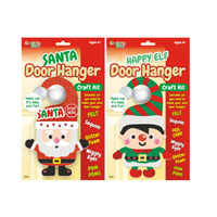 Make Your Own Christmas Door Hanger Craft Kit