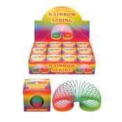 Multi Coloured Magic Rainbow Spring