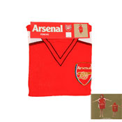 Kids Arsenal Towel Poncho