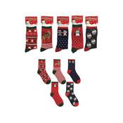 Ladies Novelty Christmas Socks