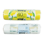 40 Fragranced Pedal Bin Liners