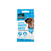 Scented Dog Poo Bags 200 Pack