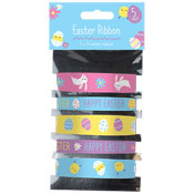 Easter Ribbons 5 Pack