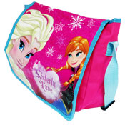 Frozen Messenger Bag - Book Bag