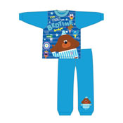 Boys Toddler Duggee Bedtime Badge Snuggle Fit Pyjama