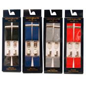 Fully Adjustable Men's Braces Plain