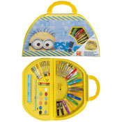 Minions Carry Along Art Case