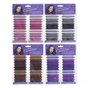 Assorted Colour Elastic Hairbands