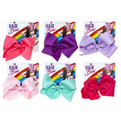 Assorted Kids Medium Fashion Hair Bows