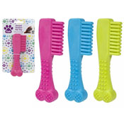 Crufts Teeth Brush Dog Teether