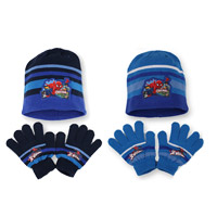 Official Spiderman Hat and Glove Sets
