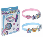 Official My Little Pony Bracelet & Charm Set