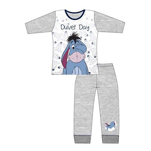 Official Older Girls Eeyore Pyjama Set