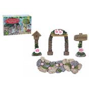 Secret Fairy Garden Woodland Stone Path Set