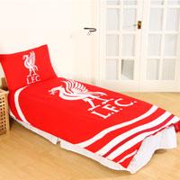Official Liverpool FC Pulse Duvet Set