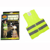 Kids Safety Reflective Hi Vis Vest