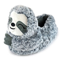 Ladies Sloth Novelty Slippers