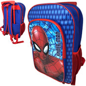 Spiderman Deluxe Trolley Backpack