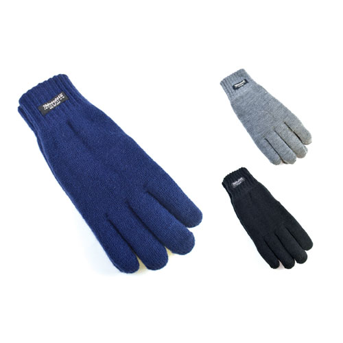 Ladies Thinsulate Gloves Knitted