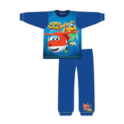 Boys Toddler Super Wings Snuggle Fit Pyjama