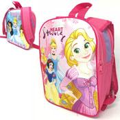Disney Princess Reversible Backpack