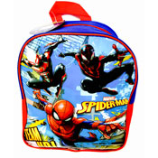 Spiderman Team Up Junior Backpack Carton Price