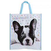 French Bulldog Reusable Shopping Bag