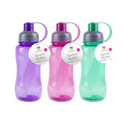Sports Bottle With Ice Core 700ml Assorted