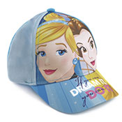 Official Childrens Disney Princess Dream It Baseball Cap