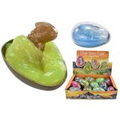 Dinosaur Slime Baby Egg