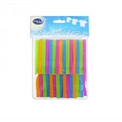 Plastic Colourful Pegs 30 Pack