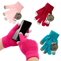 Childrens Assorted Touchscreen Magic Gloves