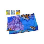 Ladies Sarong with Sea Life Prints
