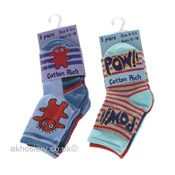 Baby Boys Novelty Computer Socks