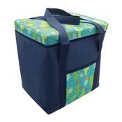 Jumbo Insulated Cooler Bag Green