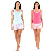 Ladies Shortie Pyjama Set