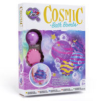 Cosmic Bath Bombs Kit