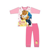 Girls Beauty & The Beast Pyjamas