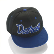 Detroit Snapback Baseball Hats