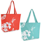 Humming Bird Printed Bag