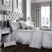 Oxy Silver Luxury Duvet Set